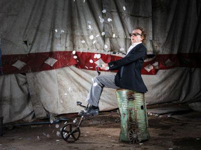 Schrott – Zaubershow mit Zink!