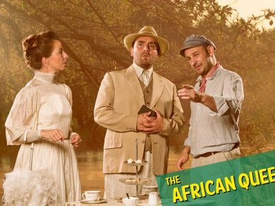 AFRICAN QUEEN – PREMIERE