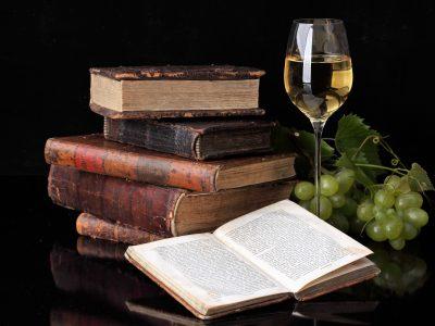 Lesung mit Ana Schlaegel – und ausgesuchten Weinen